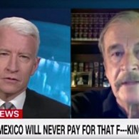 Anderson Cooper Vicente Fox