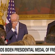 Joe Biden Medal of Honor