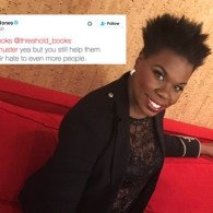 Leslie Jones: Simon & Schuster is 'Spreading Hate' by Publishing Milo Yiannopoulos' Book