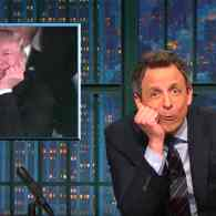 Seth Meyers on the Latest from Trumpland: Shinzo Abe, Mar-A-Lago, Michael Flynn, and Stephen Miller: WATCH