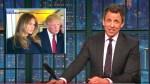 Seth Meyers Trump Flynn