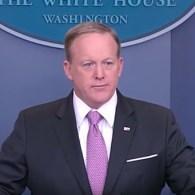 Spicer briefing