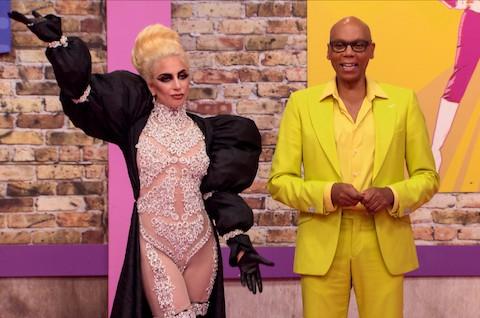 Gaga on Drag Race