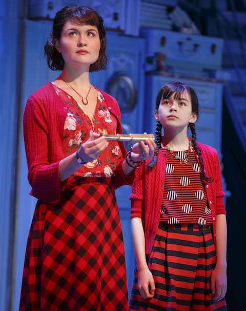 Amélie, A New Musical WALTER KERR THEATRE
