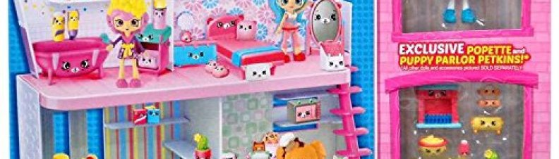 New shopkins happy places toy box chest