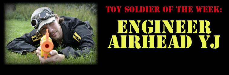 Engineer Airhead banner