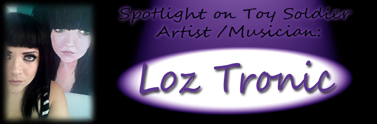 Spotlight On Loz Tronic Banner