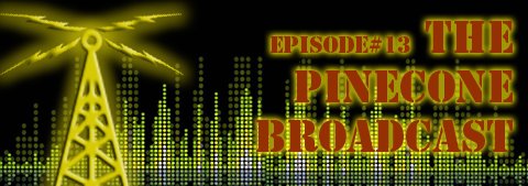 Pinecone Broadcast 13 Banner