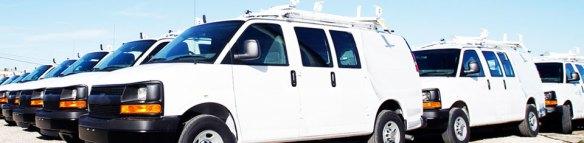 service van fleet