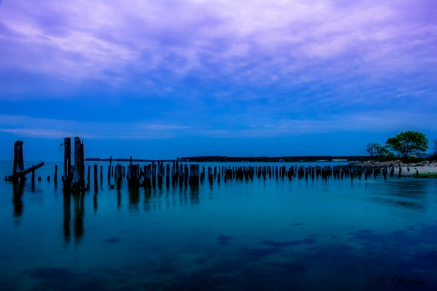 Blue Hour in Cape Charles, VA