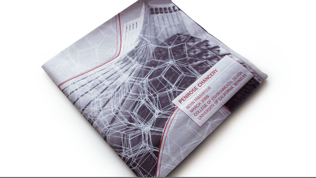 Cover of Penrose Chancery Booklet