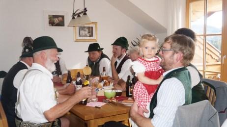 Weisen bei Familie Pichl 03.11.19