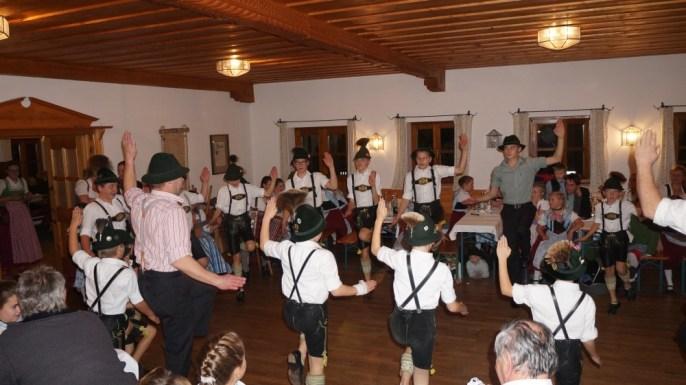 Kinder- und Jugend-Hoagascht 16.11.19 Gemeinschaftsplattler