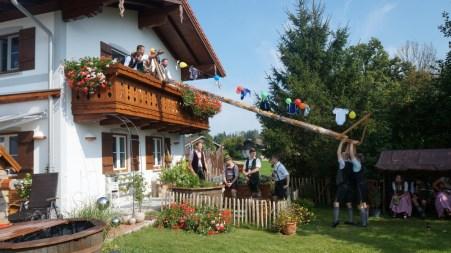 Weisen bei Verena und Waste Bauer am 20.09.2020