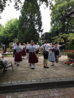 Musik und Tanz im Kurpark 23.06.21