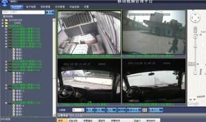 Foshan City Cash Truck 3G Mobile DVR Case