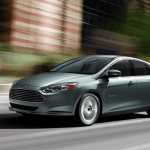 Ford Introduces Gas-Free Focus Electric