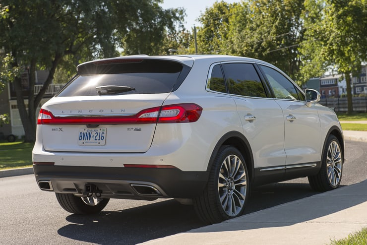 Luxury First Drive 2016 Lincoln MKX Review