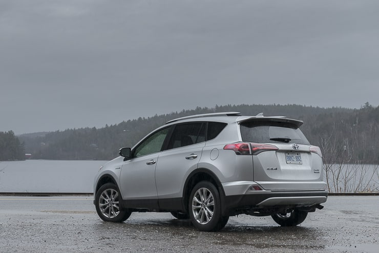 Awesome First Drive 2016 Toyota RAV4 Hybrid Review