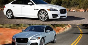 First Drive: 2016 Jaguar XF Review – R-Sport and S