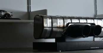 Gear: The 911 Soundbar brings the Porsche GT3 to your room