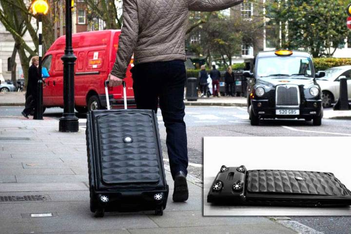 Gear: Néit Collapsible Luggage for your journey