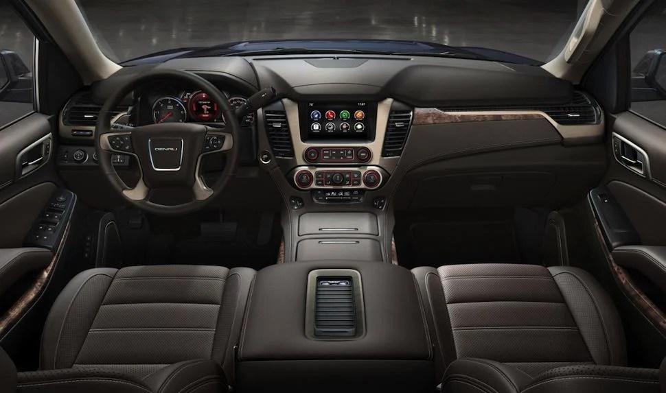 gmc yukon denali review truck capability interior comfort