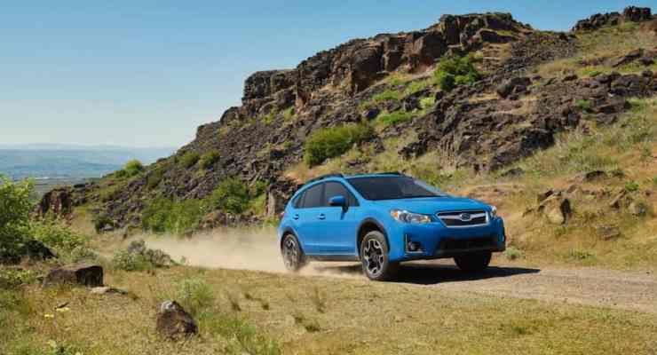 2016 Subaru Crosstrek Review: Stiff Competition But Standard AWD Sets It Apart