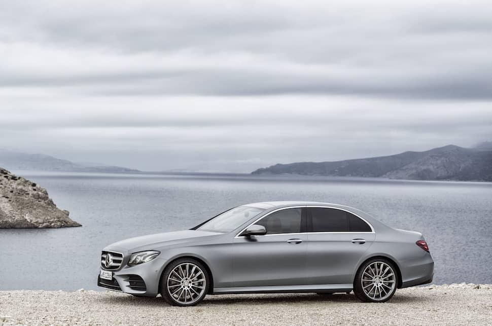 First drive 2017 mercedes benz e300 review for Mercedes benz e300 price