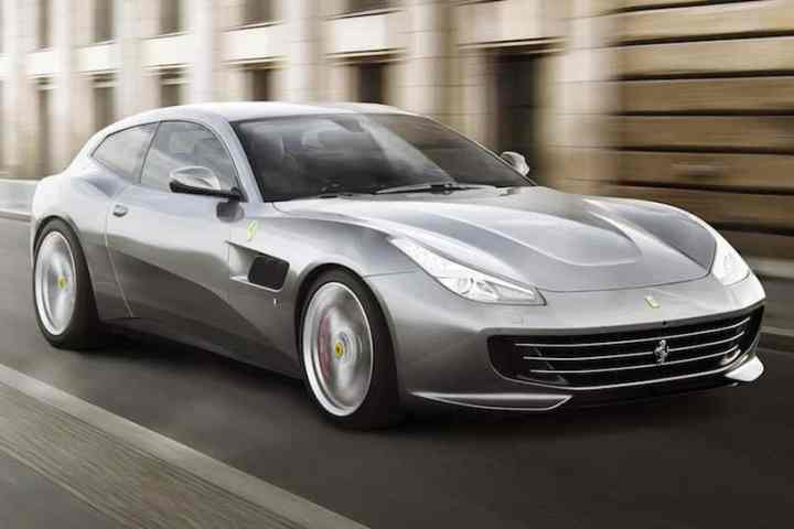 The GTC4Lusso T: Ferrari's first four-seater with V8 turbo