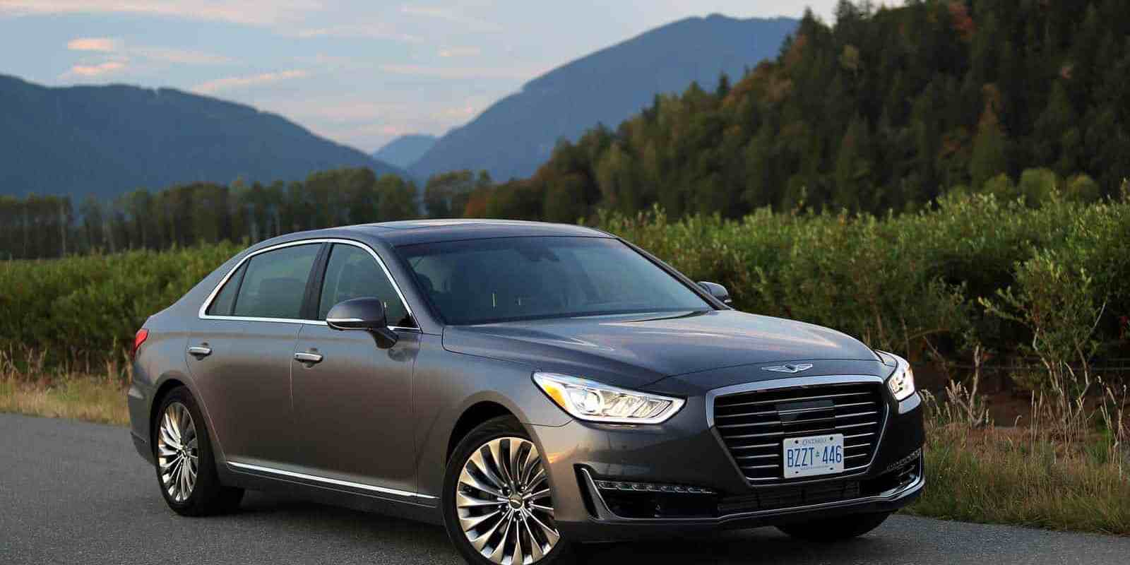Review: 2017 Genesis G90 - New Brand, New Car