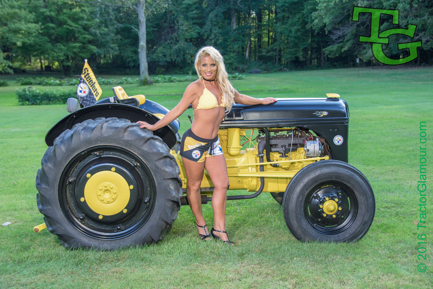 Tractor Glamour