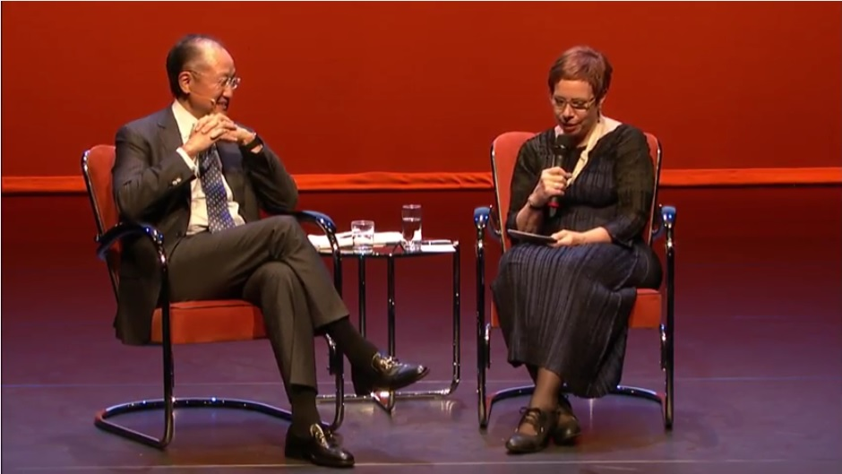 Interview with the President of the World Bank Group, Dr. Jim Yong Kim