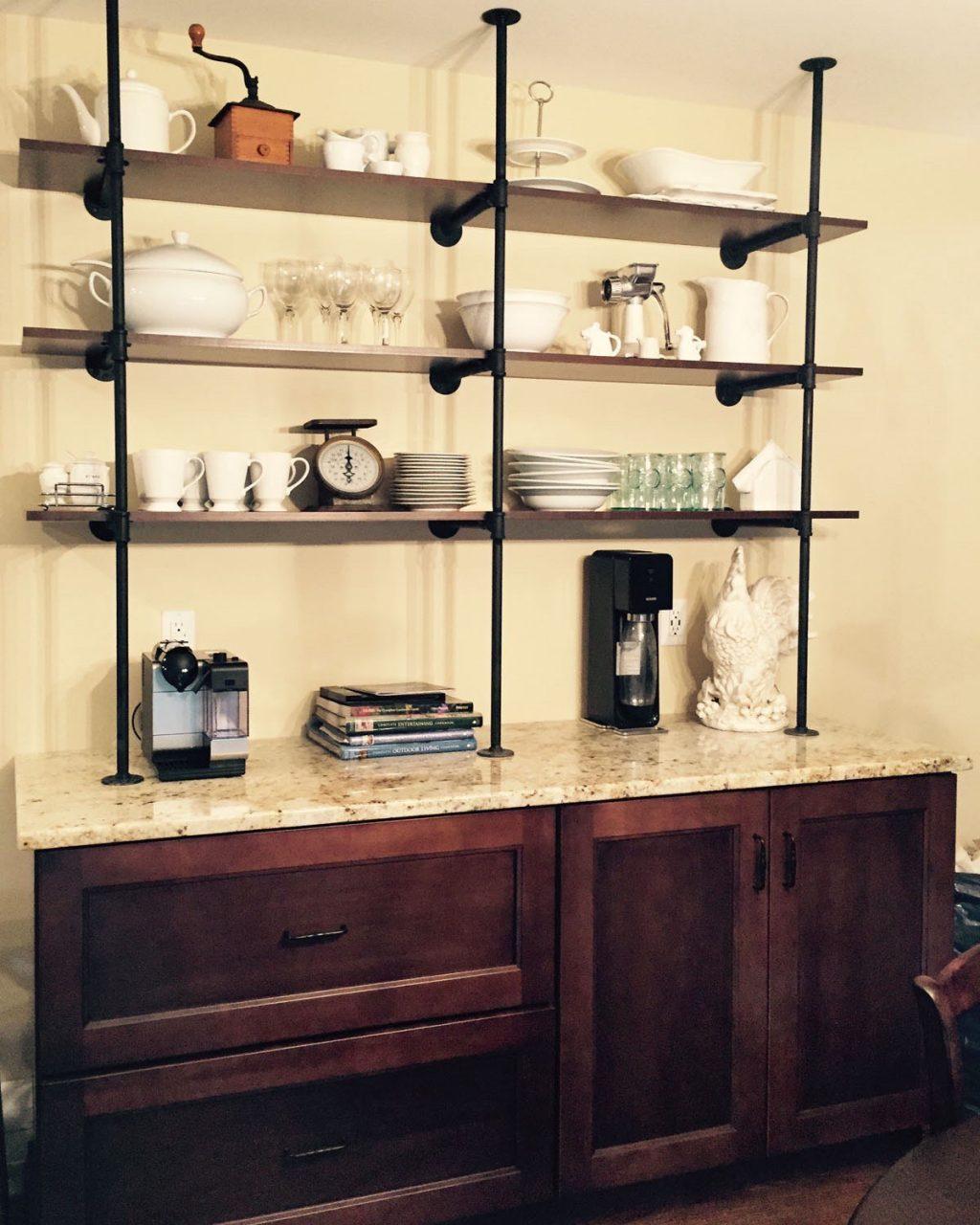 white kitchen cabinets nj kitchen cabinets Custom Cabinets Ramsey NJ