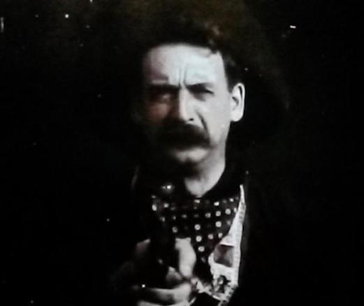 Der große Eisenbahnraub (Originaltitel: The Great Train Robbery) ist ein zwölfminütiger Film von 1903, der als erster Western gilt.