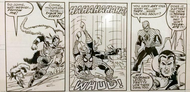 Spider-Man (Sal Buscema)