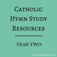 Hymn Study Year 2 Resources