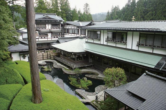 Tempio Fukuchi-in.   Foto tratta da Booking.com