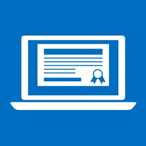 curso online icono