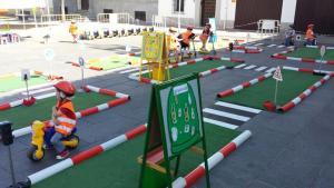 Parque de educación y seguridad vial