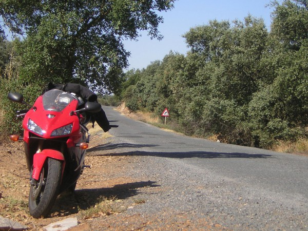 Consejos para circular por carreteras secundarias