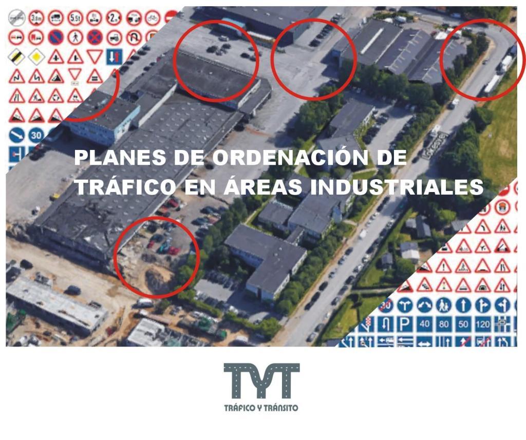 ORDENACION DE TRAFICO EN AREAS INDUSTRIALES