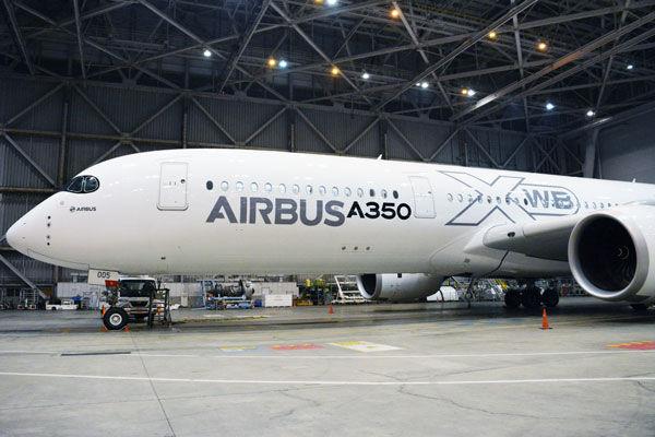 エアバスA350型機
