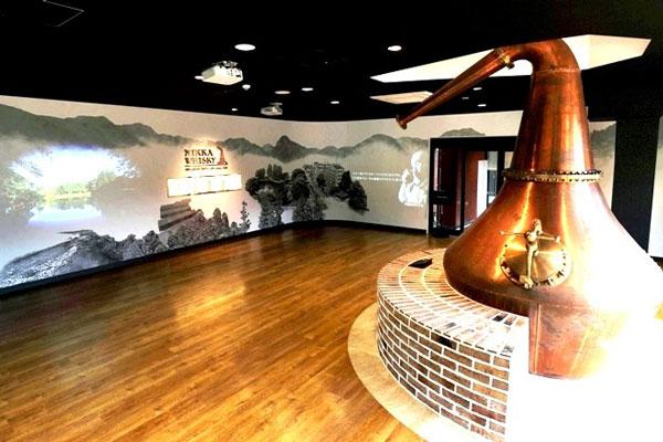 ニッカウヰスキー、宮城峡蒸留所内に「ビジターセンター」新設 テイスティングも