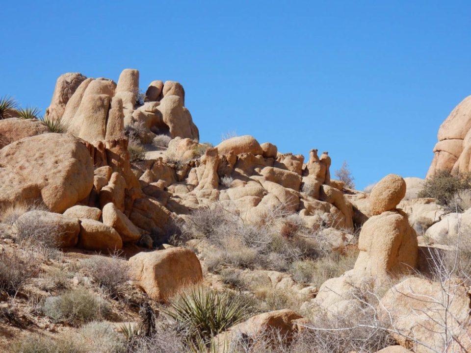 Boulders of Mastodon Trail