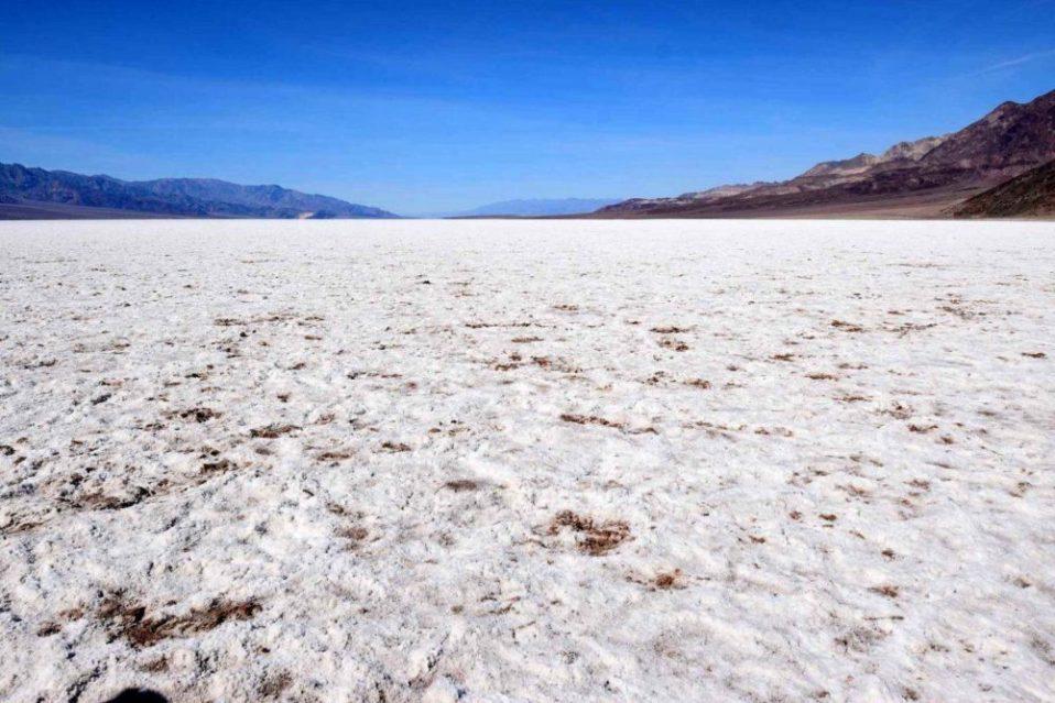Badwater Basin Salt Flats