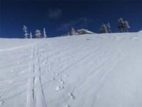 Castle Peak Ridge