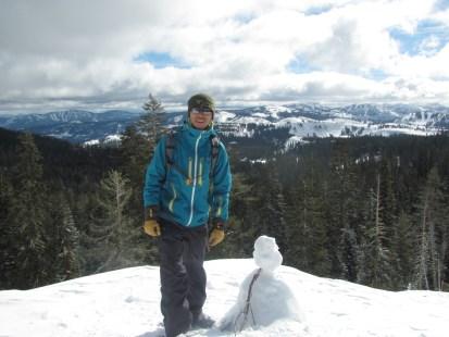 Me On Ridge