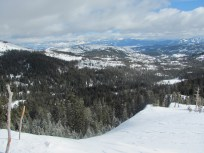 East From Andesite
