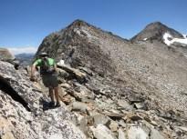 Lance Boulder Hopping